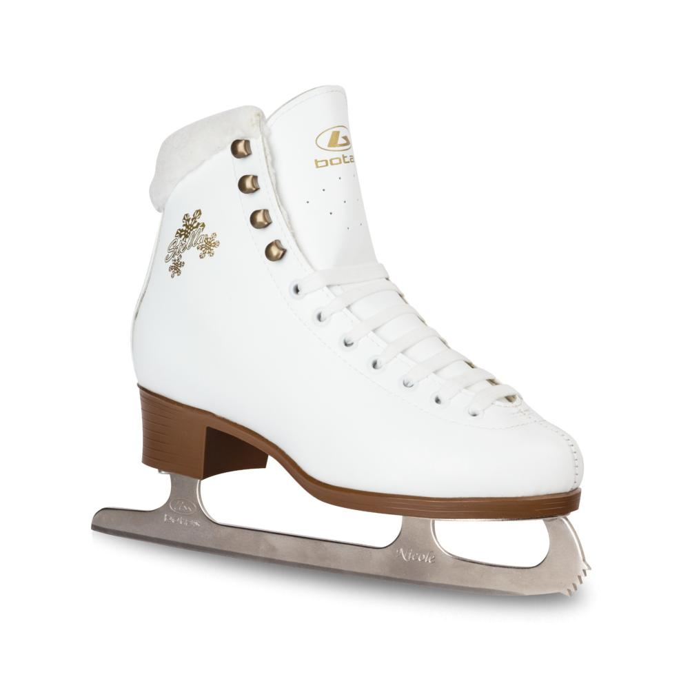 Botas Stella Womens And Girls Ice Figure Skates Price Match And